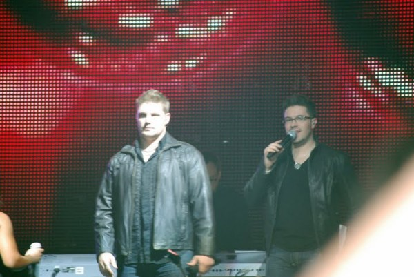 American Idol Tour Memphis: Michael Sarver and Danny Gokey
