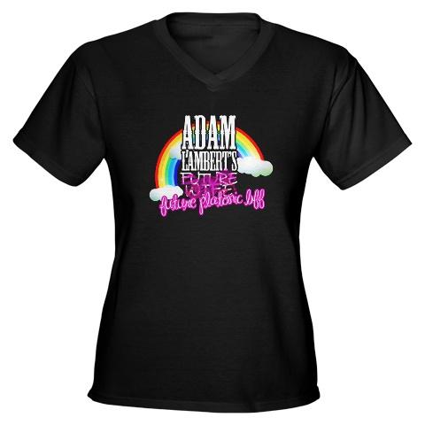 Adam Lambert t-shirt -- Platonic BFF