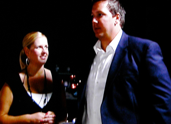 More to Love: Evil Malissa manipulating Luke