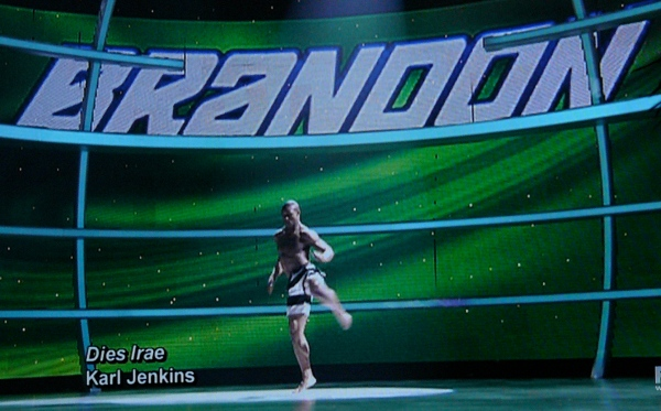 SYTYCD Top 4: Brandon Bryant
