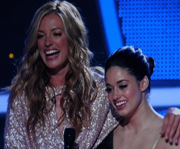 SYTYCD Top 4: Cat Deeley and Jeanine