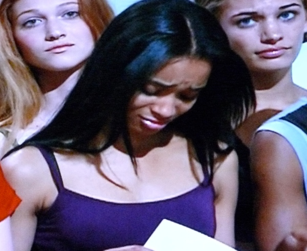 ANTM Cycle 13: Mean Girl Ashley cries when Lulu is eliminated