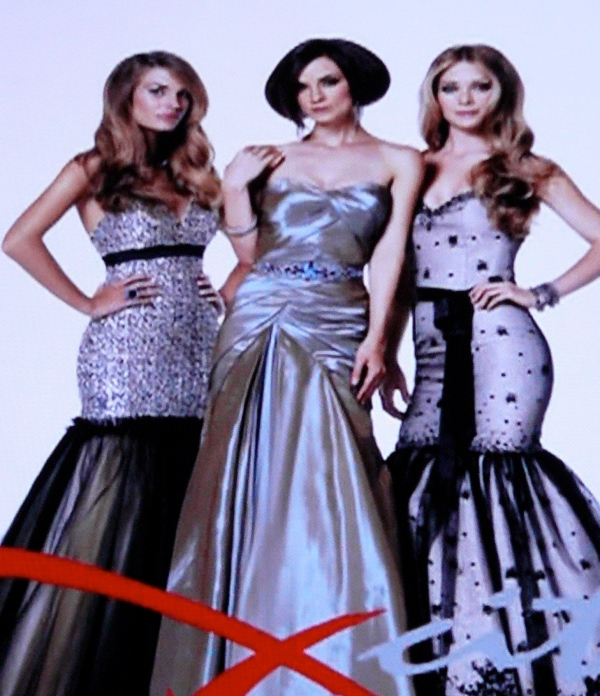 ANTM Cycle 13: Brittany, Kara and Laura for Seventeen Magazine