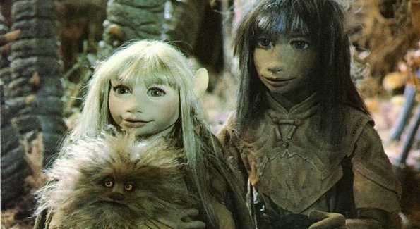 "Jen the Gelfling from ""The Dark Crystal"""