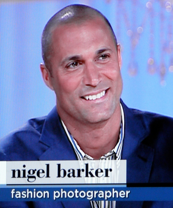 ANTM Dance With Me: Nigel Barker