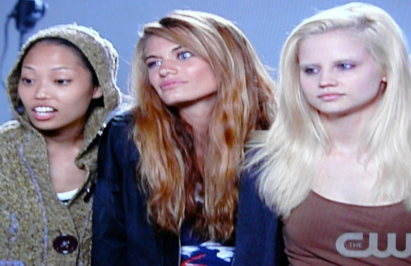 ANTM: Jennifer, Kara and Erin are pissed Brittany won the challenge