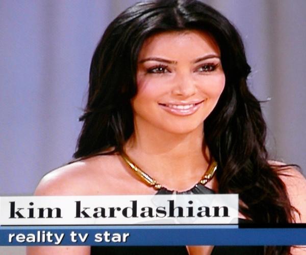 Why is Kim Kardashian an ANTM judge?