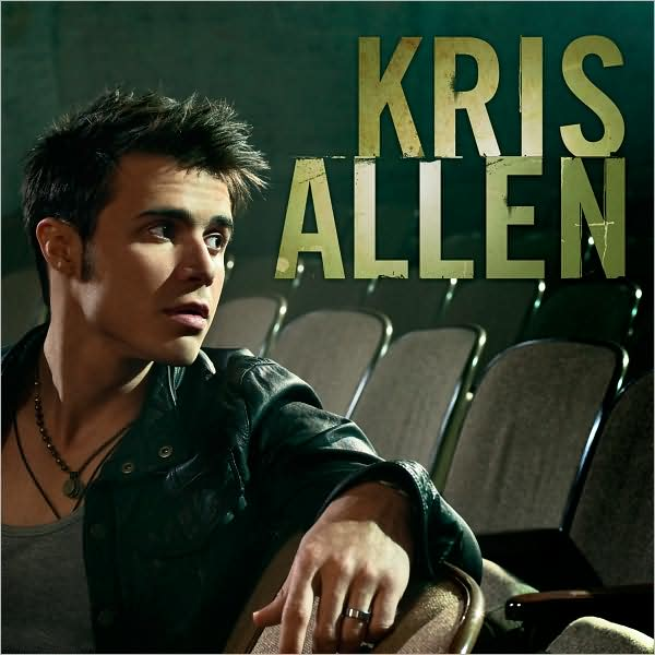 Kris Allen Album Cover