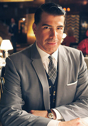 Man Men's Salvatore Romano (played by Bryan Batt)