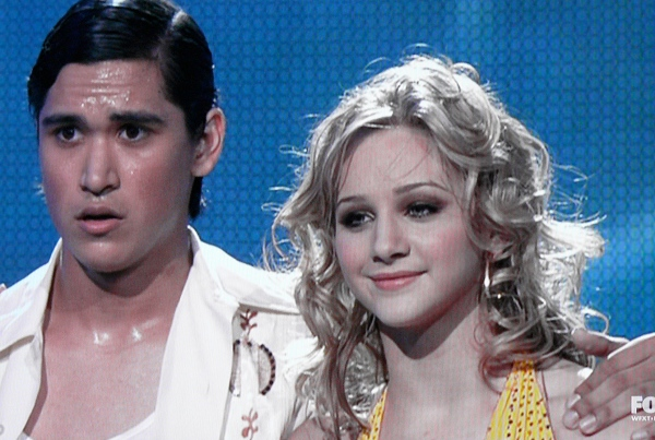 SYTYCD Top 16: Nathan Trasoras and Mollee Gray