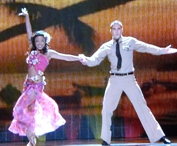 SYTYCD Top 16: Pauline Mata and Peter Sabasino